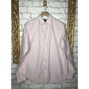 Rag & Bone Mens Collard Classic Fit Button Up